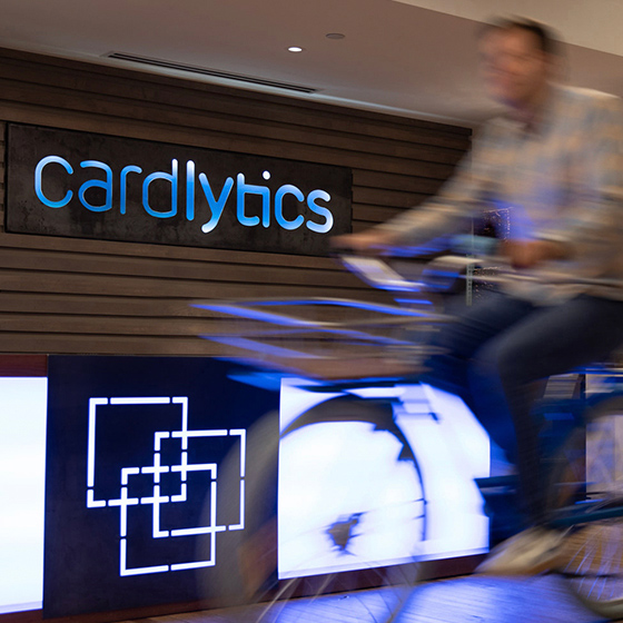 Cardlytics office