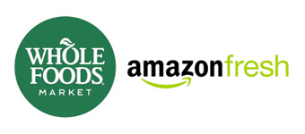 amazon fresh WHOLE FOODS