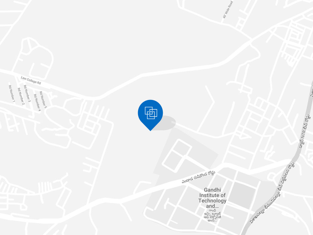 Cardlytics office on Visakhapatnam map